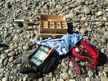 Our fishing gear