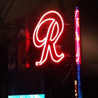 Original Rainier Brew sign